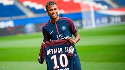 لاعب باريس انجيرمان نيمار لنتنانياهو سأزور اسرائيل قريبا