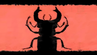 Svegliarsi scarafaggio