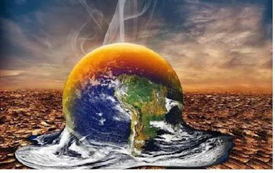 Pengertian Pemanasan Global (Global Warming) - pustakapengetahuan.com