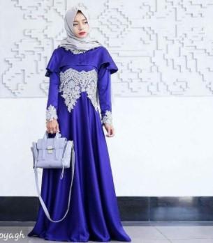 Koleksi Model Busana Muslim Terbaru 2018 Terupdate Model Baju