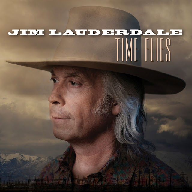 """Listen to """"Time Flies"""" album by Jim Lauderdale on Bandcamp"""