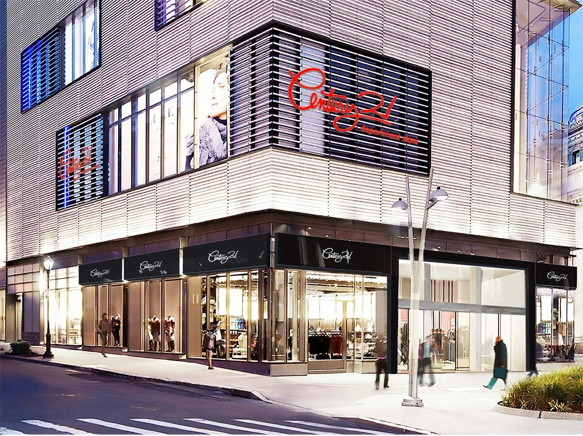 New Century 21 Brooklyn Fulton Mall