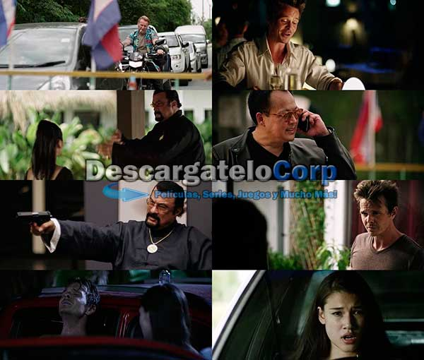 The Asian Connection DVDRip Latino