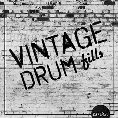 Download Raw Loops Vintage Drum Fills WAV
