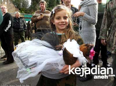 Aneh Di Dunia, Kontes Mayat Hewan Di New Zealand