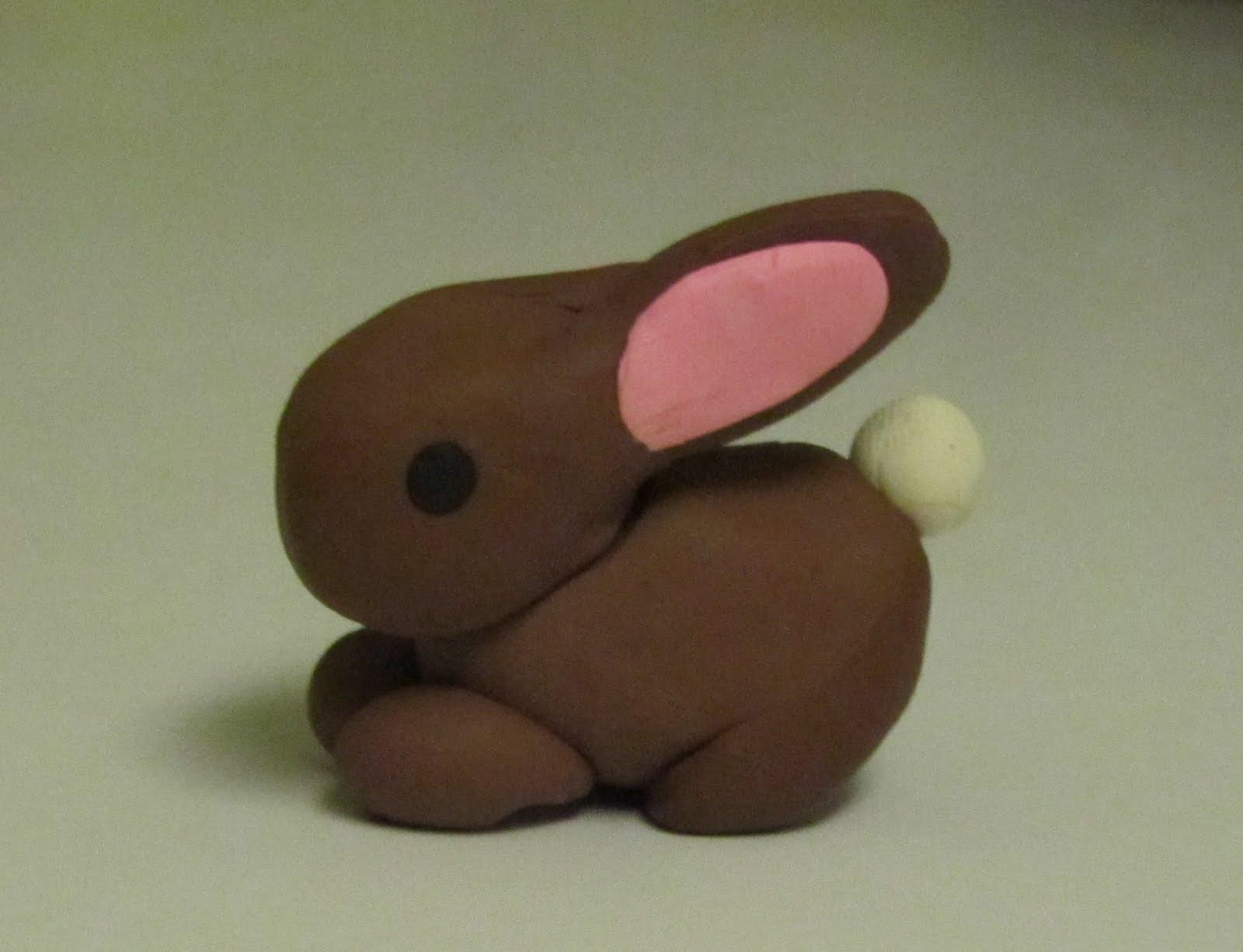 easy clay animals to make - photo #29
