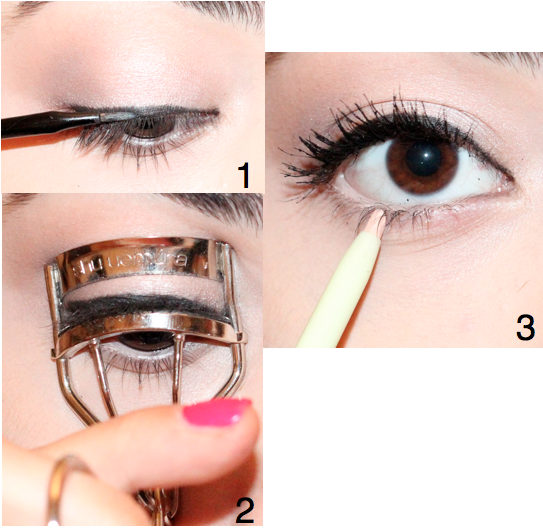 How to make your eyes appear bigger with makeup