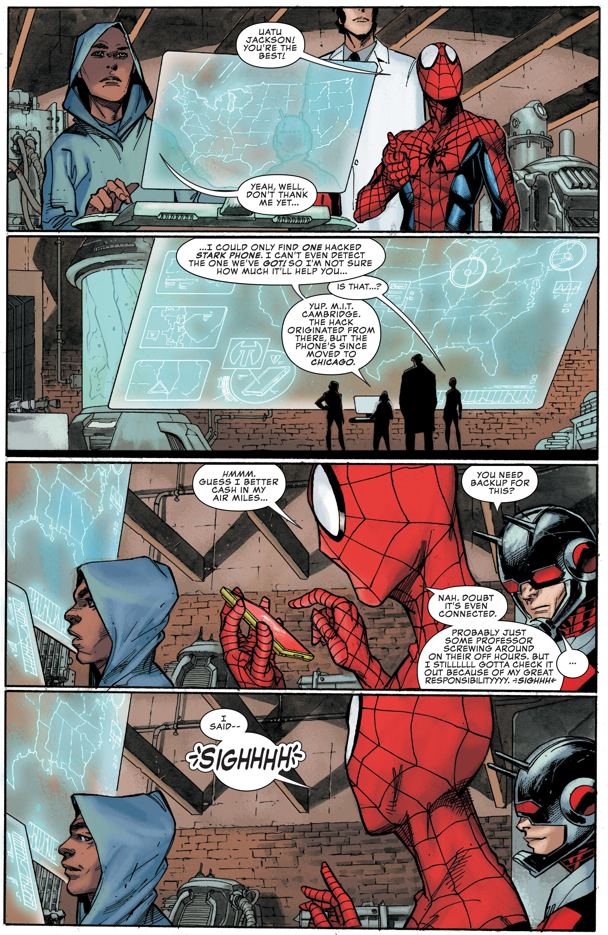 Read online Peter Parker: The Spectacular Spider-Man comic -  Issue #1 - 13