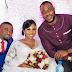 Photos: Pregnant Nollywood Actress, Wunmi Toriola Weds London Based Lover