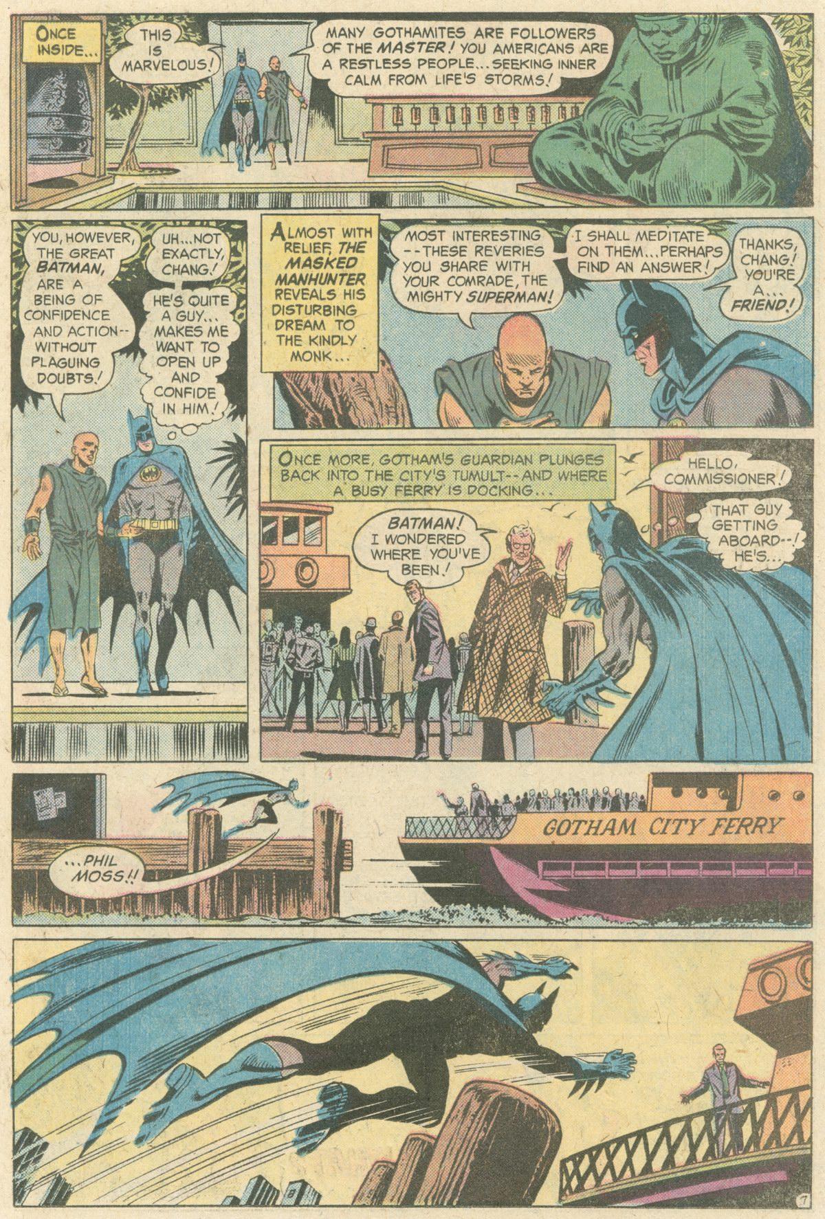 Read online World's Finest Comics comic -  Issue #232 - 11