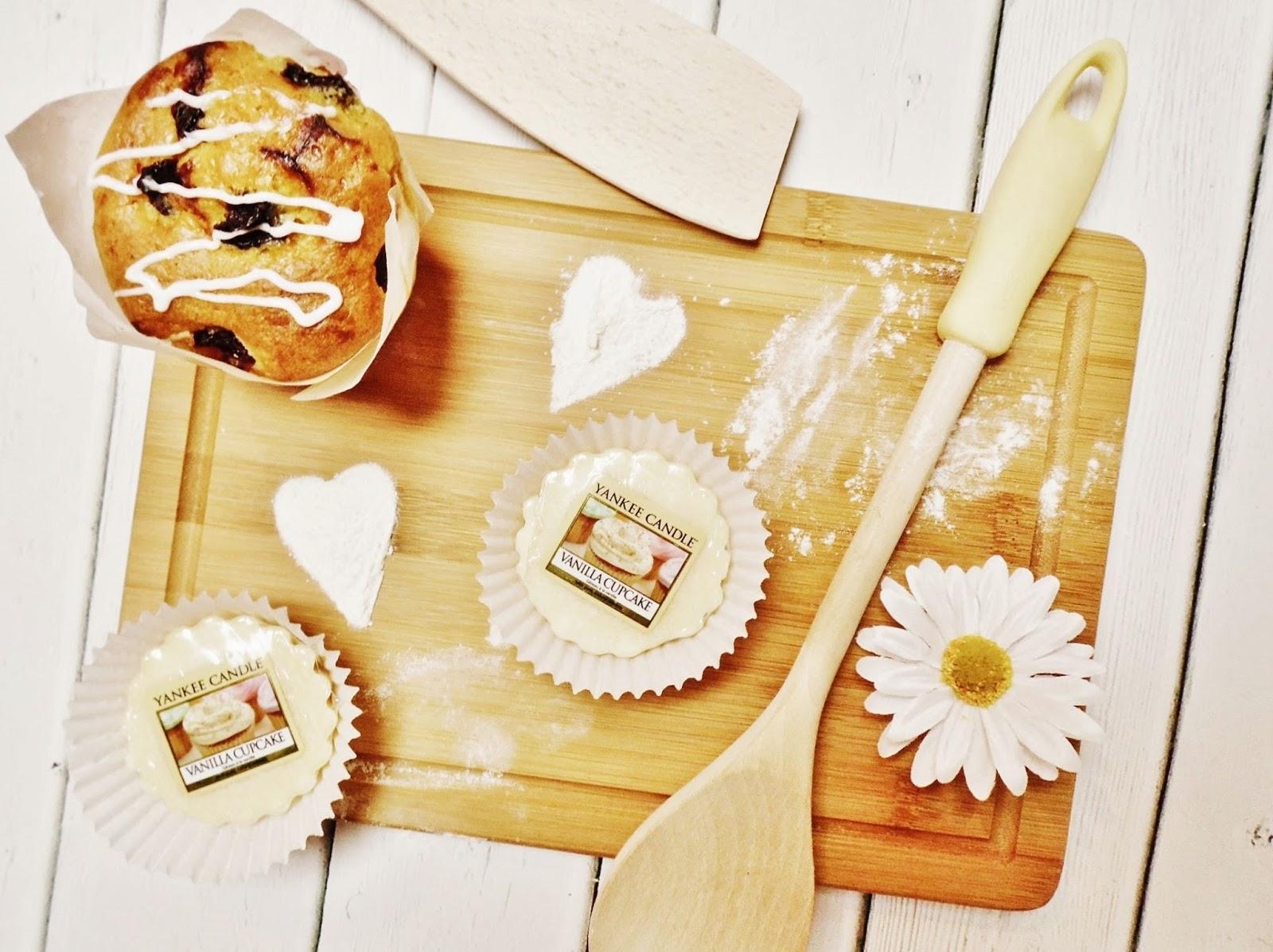 vanilla cupcake recenzja yankee candle wosk