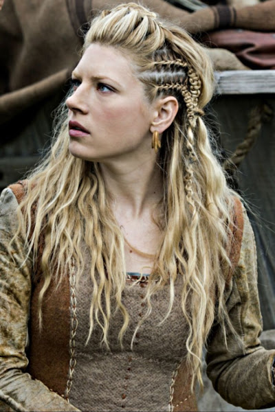 Image of Viking hairstyle for women