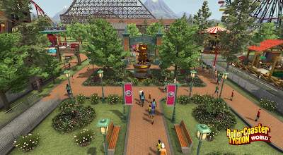 RollerCoaster Tycoon World Key Generator (Free CD Key)