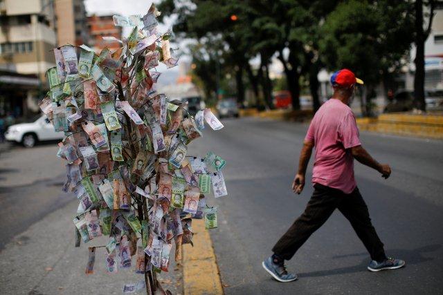 Venezuela necesitará hasta 70 mil millones de dólares para salir del caos causado por el chavismo