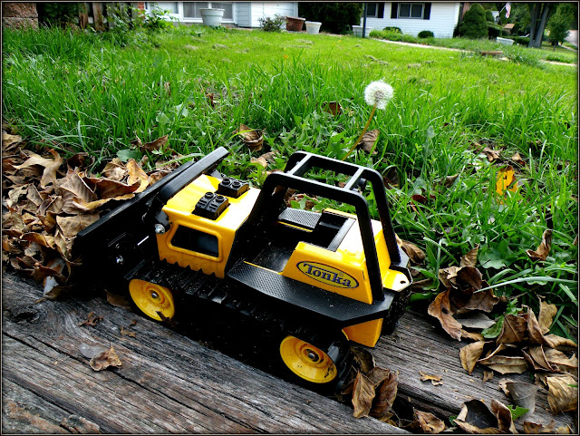 Funrise Toys Tonka Toughs Steel Bulldozer