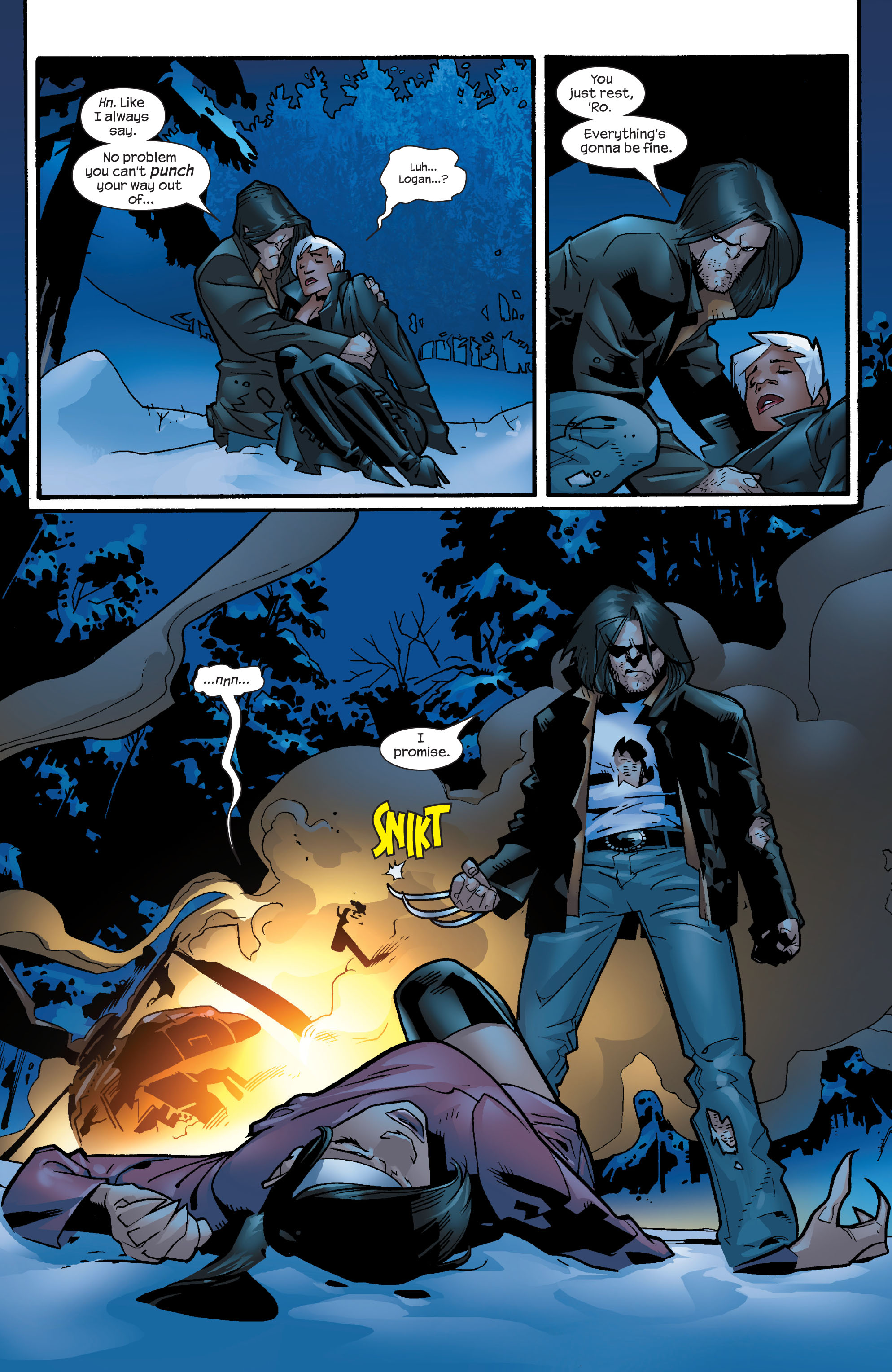 Read online Ultimate X-Men comic -  Issue #60 - 20
