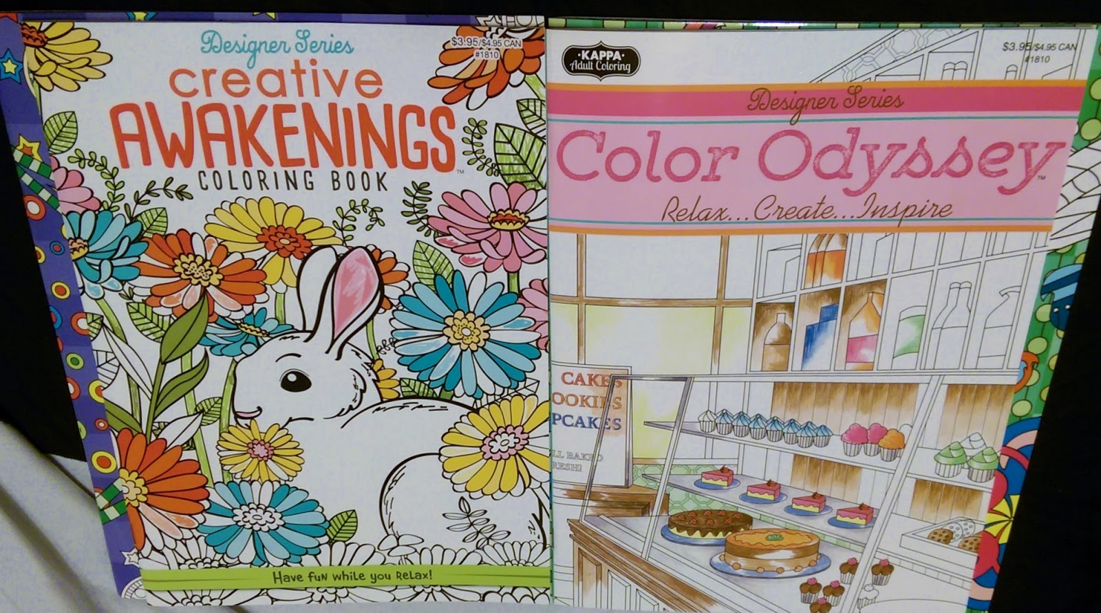 creative awakenings animals color odyssey detailed home designs wallpaper patterns objects take flight and serenity garden coloring books - Dollar Tree Coloring Books