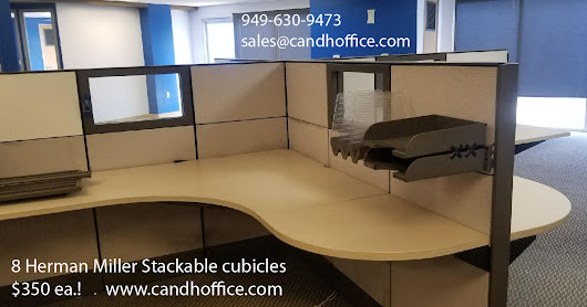 We buy, sell and install used cubicles. Call now 949-630-9473