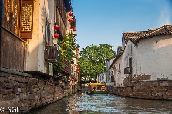 Suzhou, un dia en la venecia china. China