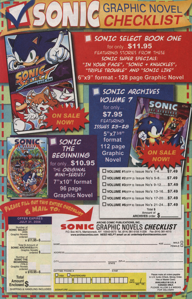 Read online Sonic The Hedgehog comic -  Issue #189 - 27