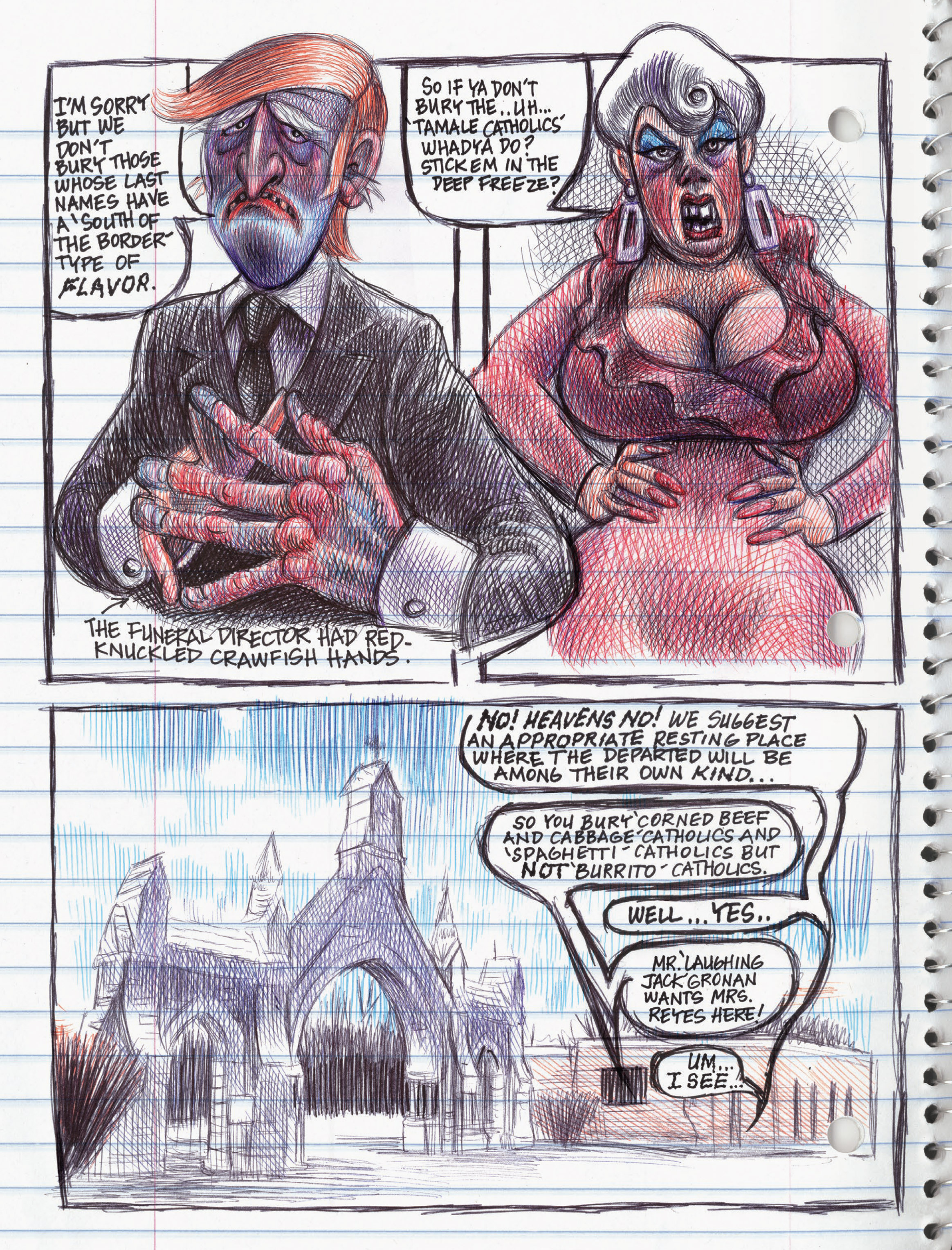 Read online My Favorite Thing is Monsters comic -  Issue #1.5 - 180