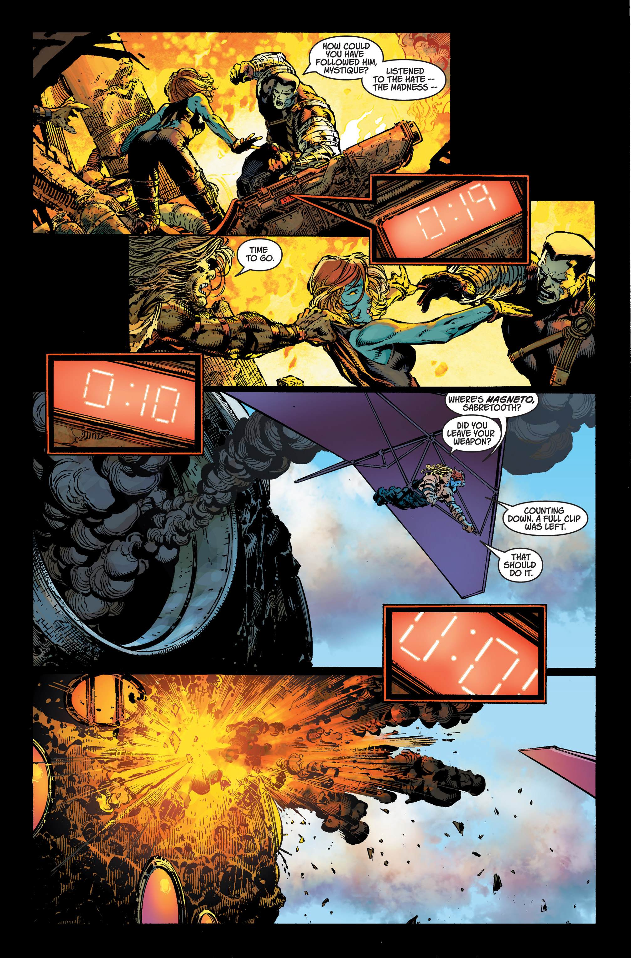 Read online Ultimatum comic -  Issue # _TPB - 103