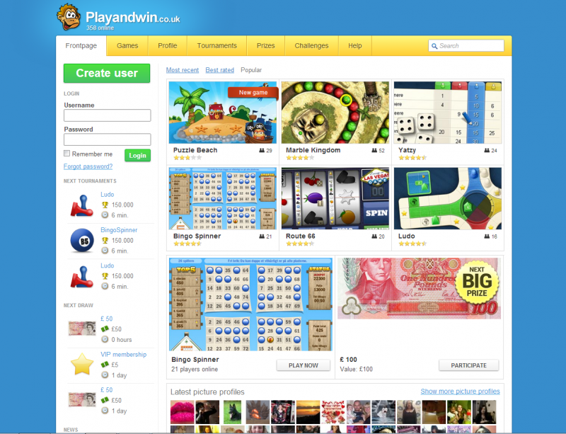 Playandwin