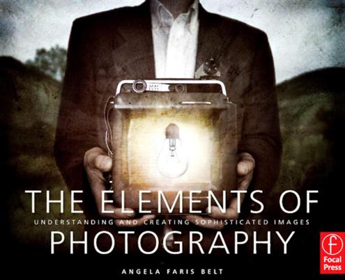 Portada Libro: Los elementos de la fotografía