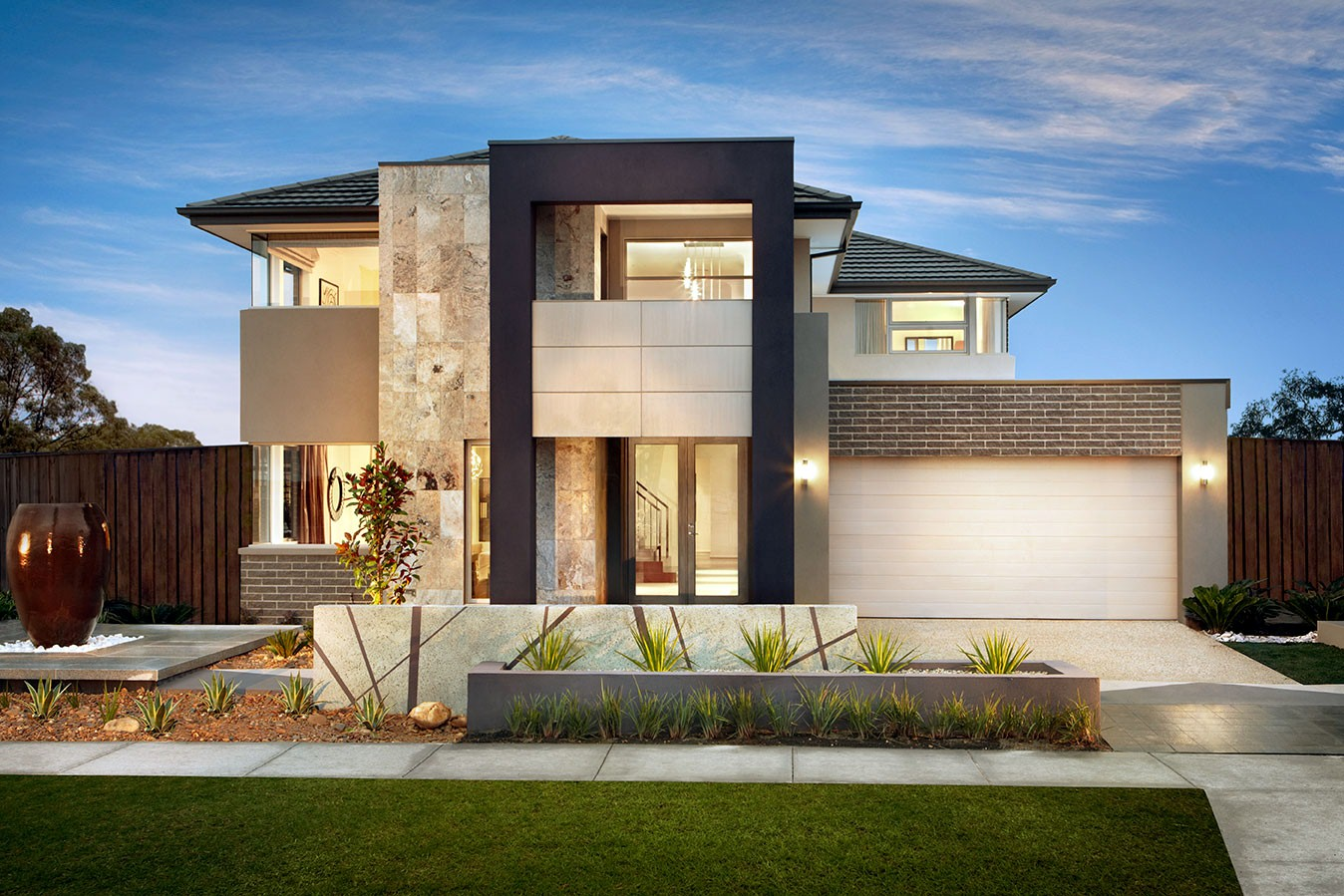 model rumah ala eropa 4