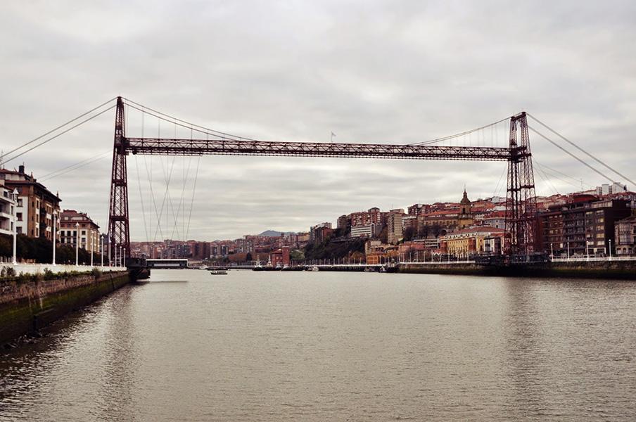 Kraj Basków | Most Wiszący | Unesco | Bilbao