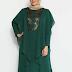 Model Baju Gamis Pesta Untuk Orang Gemuk
