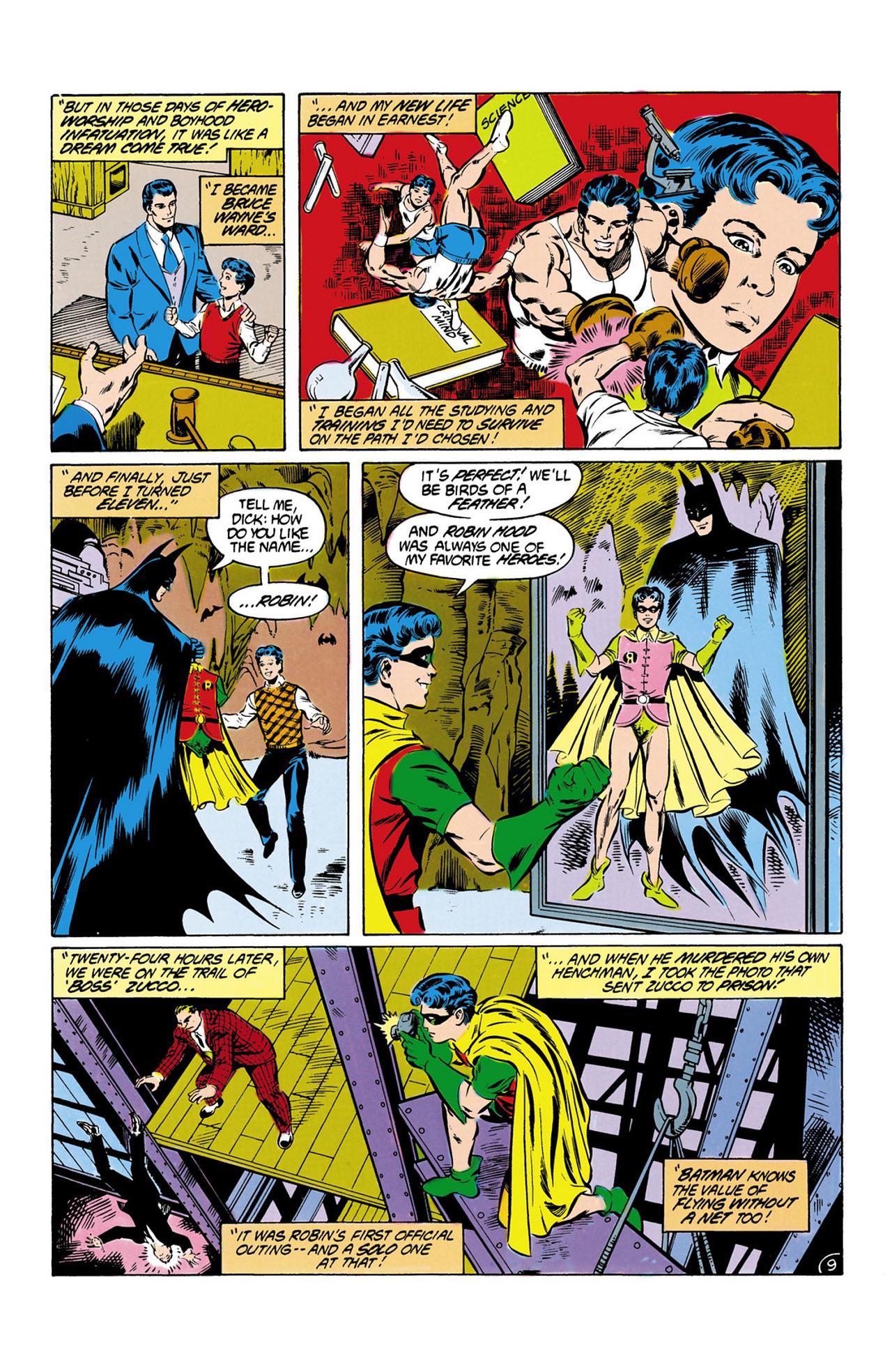 Read online Secret Origins (1986) comic -  Issue #13 - 10