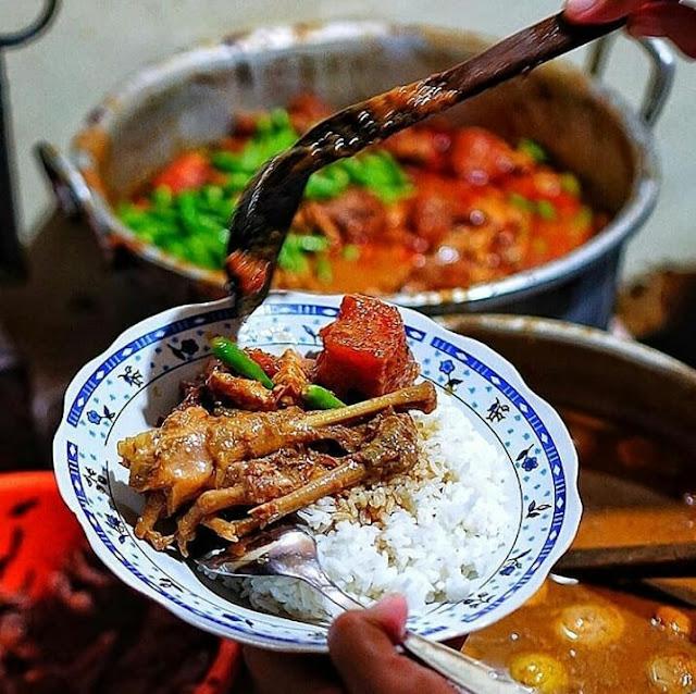 Gudeg Pawon Kuliner Malam Kota Jogja