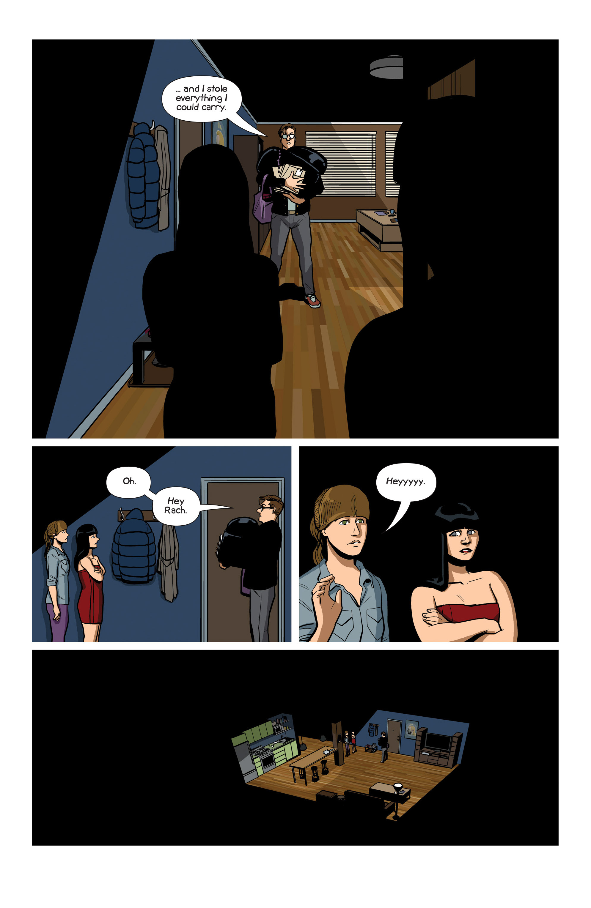 Read online Sex Criminals comic -  Issue #7 - 22