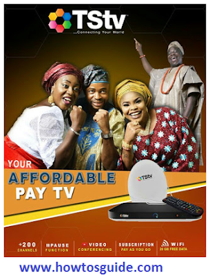 TSTV Channels, Decoder Price & Subscription Packages