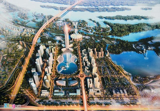 Quy hoạch thành phố thông minh