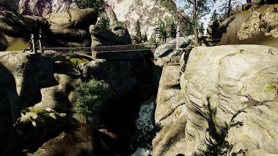 Vr Canyon Game Screenshot 2