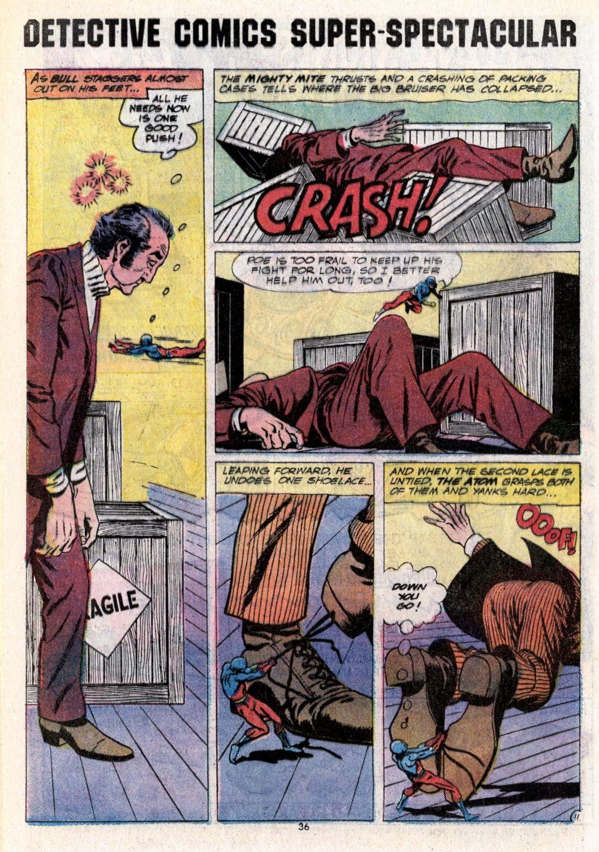 Detective Comics (1937) 439 Page 35