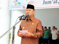 Wali Kota Medan Ajak Umat Muslim Kota Medan Laksanakan Shalat Gerhana