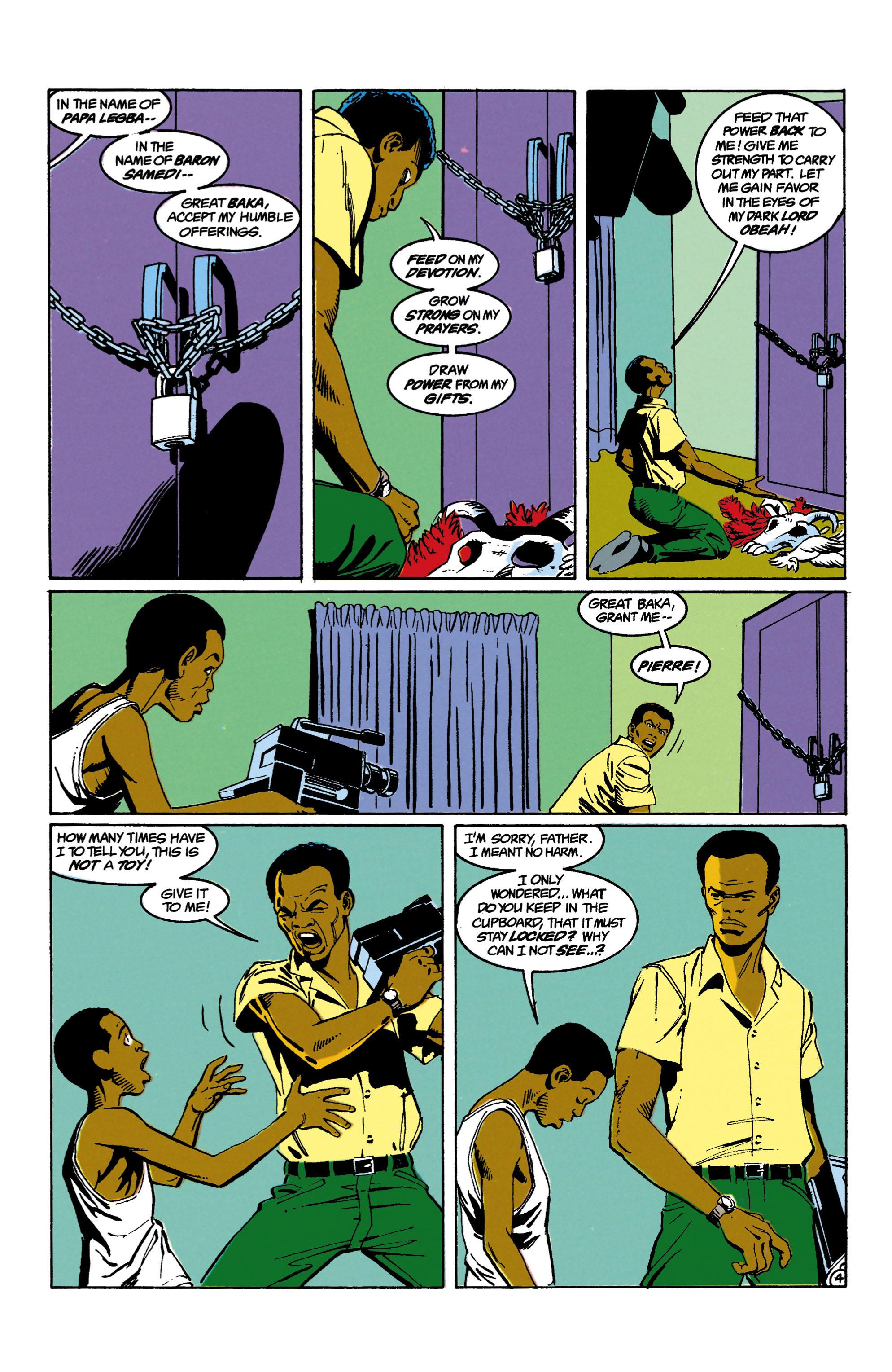 Detective Comics (1937) 618 Page 4