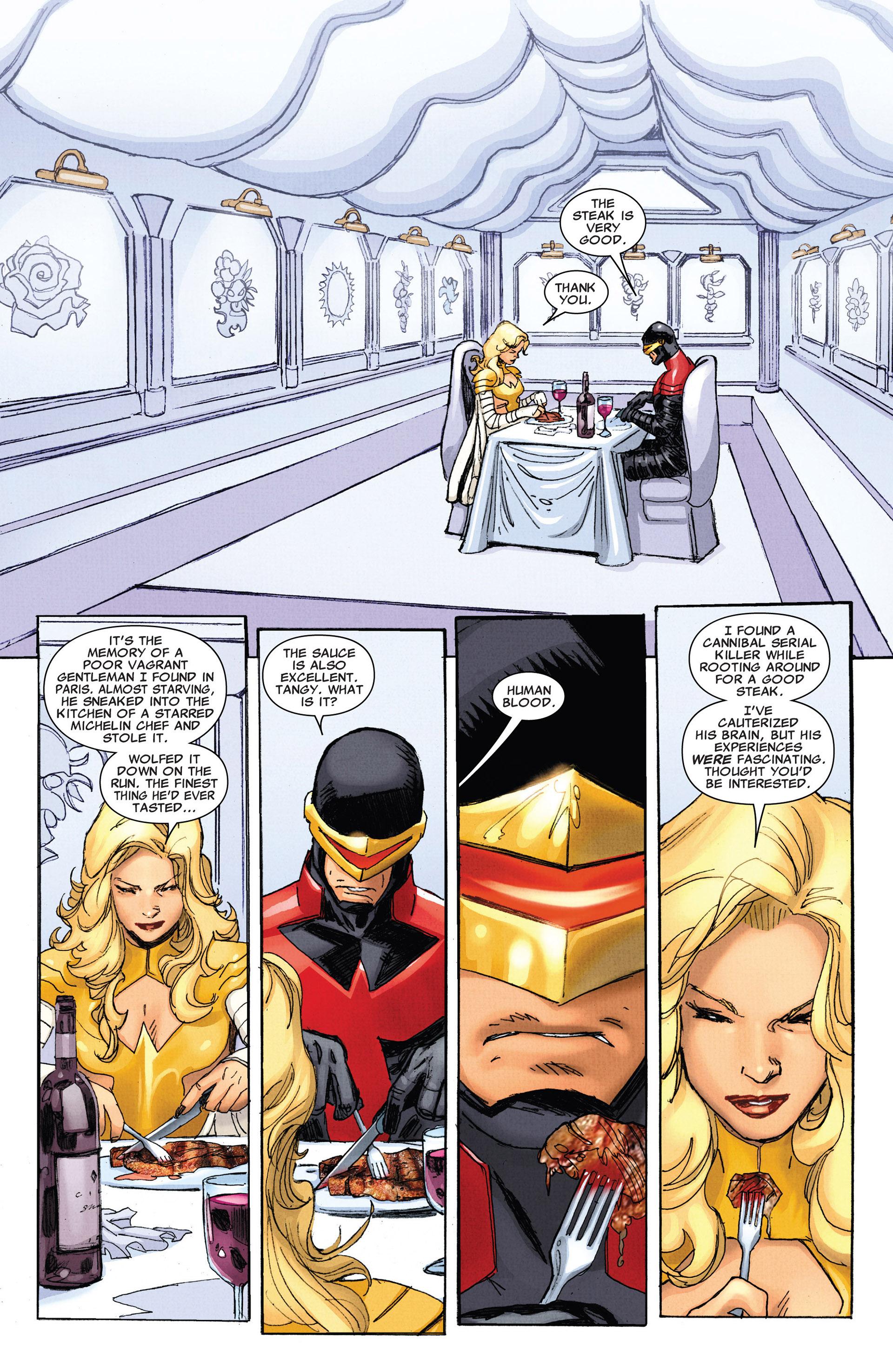 Read online Uncanny X-Men (2012) comic -  Issue #18 - 14