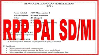 RPP PAI SD/MI