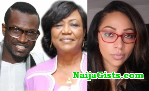 peter okoye mother marry lola omotayo