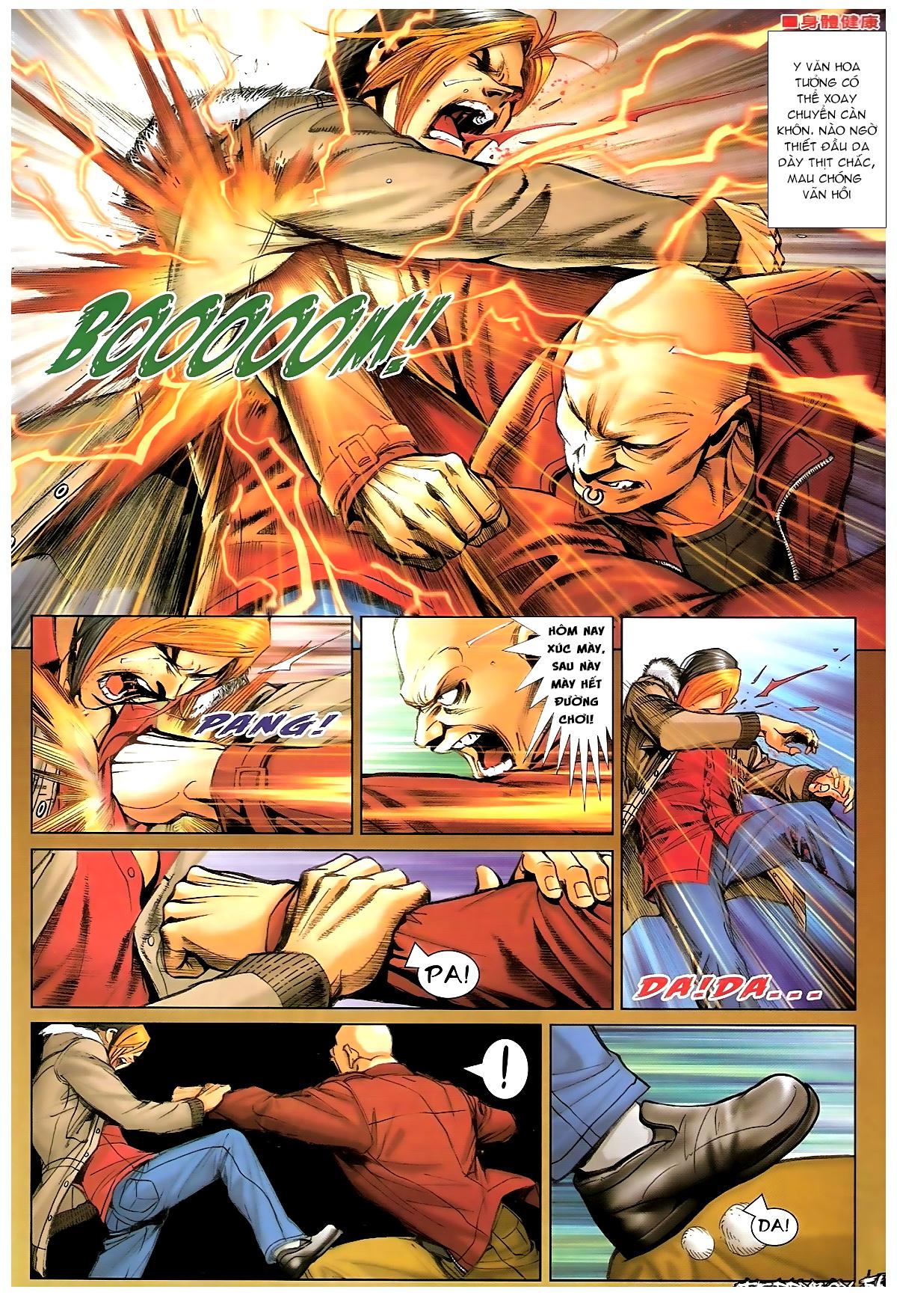 Người Trong Giang Hồ - Chapter 1371: Hào Khí 2 - Pic 13