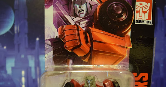 Transformers Power of the Primes Windcharger review!
