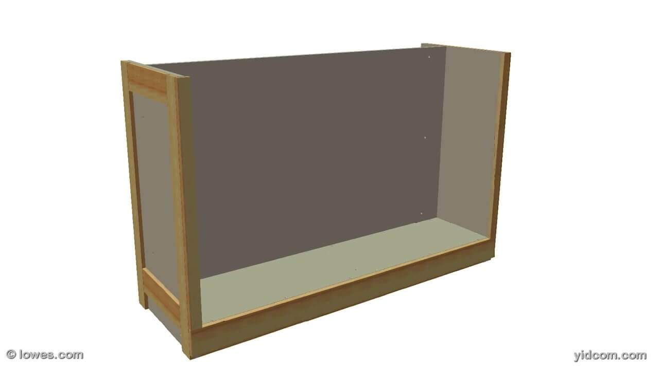 Como construir un mueble de cocina mueble isla mueble for Como disenar una isla para cocina
