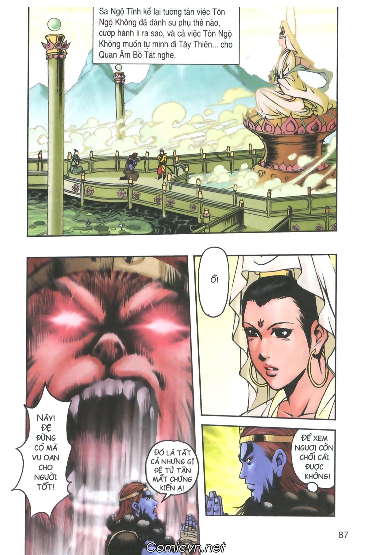 Tây Du Ký màu - Chapter 103 - Pic 13