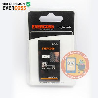 Jual Harga Baterai Evercoss N1C Original 100%