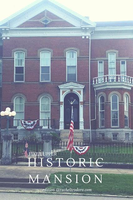 fixer upper, rehab addict, nicole curtis, historic home
