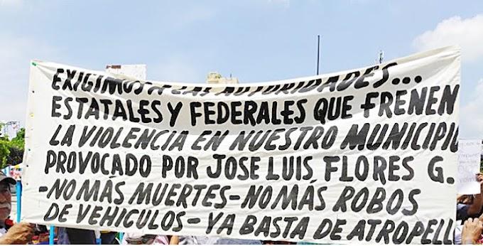 Habitantes de Pueblo Nuevo llevan 15 años sitiados por grupos armados